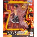Monkey D. Luffy [Portrait Of Pirates] Mega House